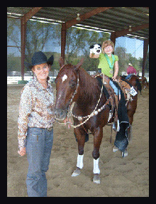 Family Owned and Operated Horse Boarding and Training